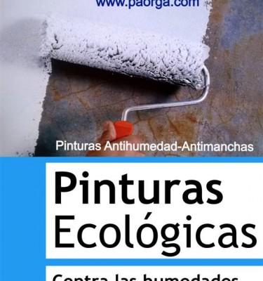 PINTURAS ANTIHUMEDAD- ANTIMANCHAS