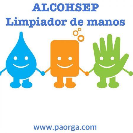 ALCOHSEP HIDROALCOHOLICO